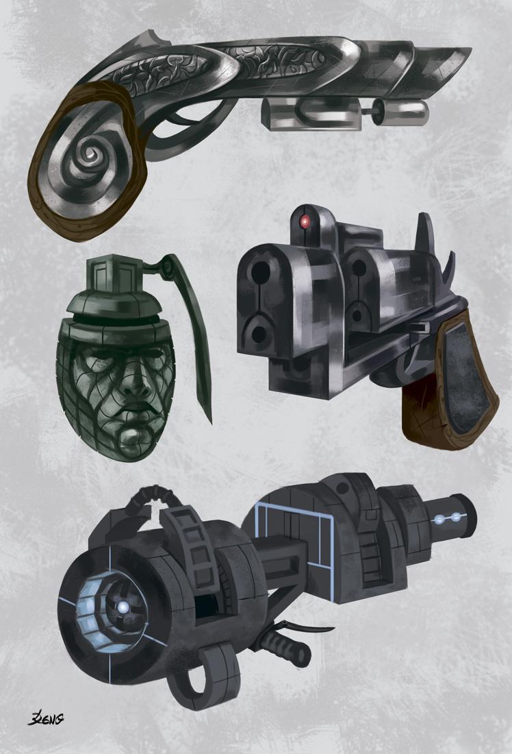 weaponsun